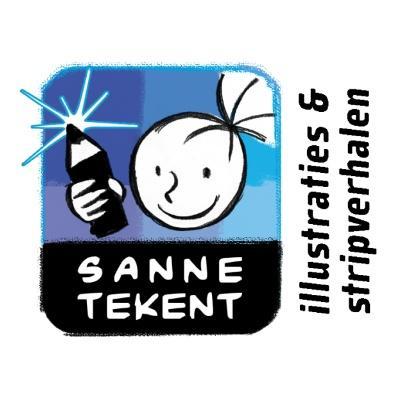 Sanne Tekent & Schrijft
