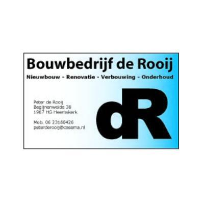 Bouwbedrijf de Rooij