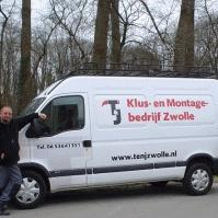 Avatar van T & J Klus- en Montagebedrijf Zwolle