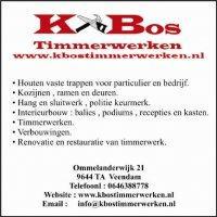 Avatar van K Bos Timmerwerken & Interieurs
