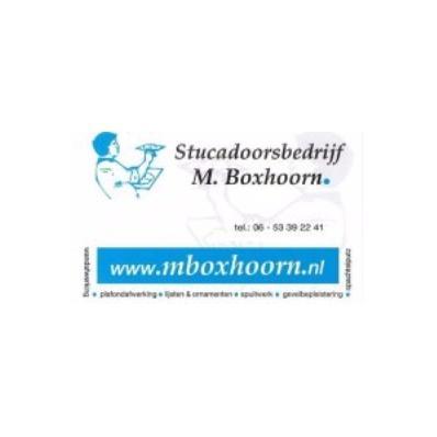 Stukadoorsbedrijf M. Boxhoorn
