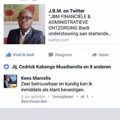 JBM Financiele & Administratieve Ontzorging