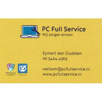 PC Full Service