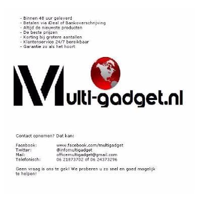 Multi-Gadget.nl
