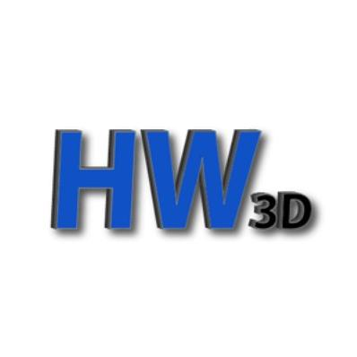 HW Tekenburo 3D Visualisatie