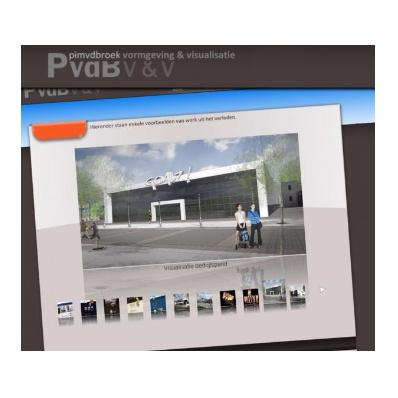 Pim van den Broek Vormgeving en Visualisatie