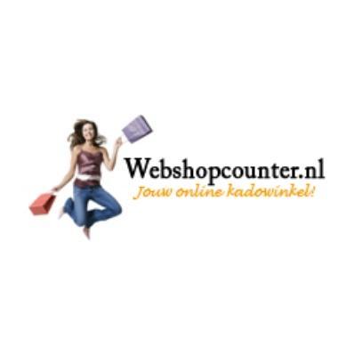 Webshopcounter