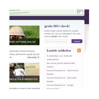 Maranje Webdesign