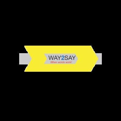 Tekstbureau WAY2SAY