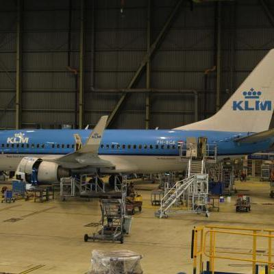 Vliegtuigonderhoudsmonteur