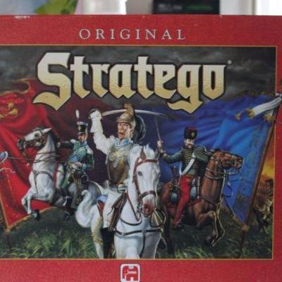 Stratego bordspel (gebruikt)