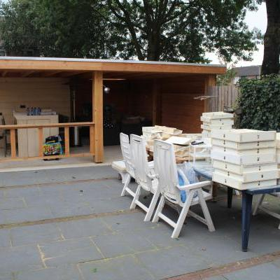 Grote overkapping