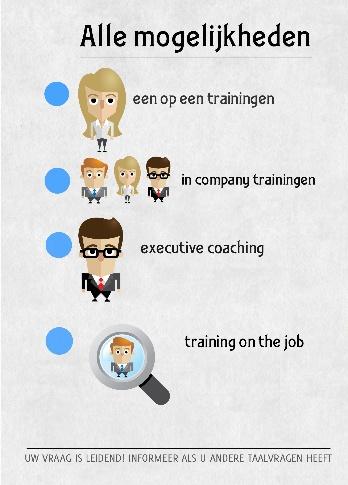 Afbeelding van SR training Zakelijk Engels