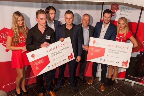 Succesvolle eerste voorronde Young Business Award