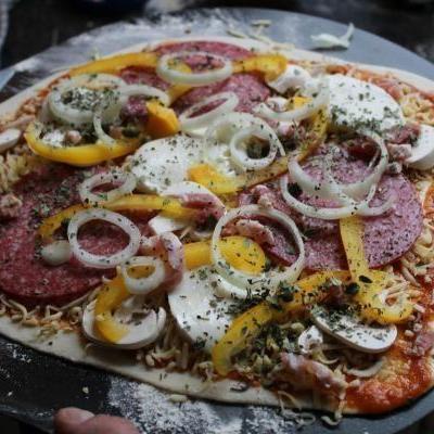 Pizzabakker