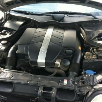 Motorblok Mercedes