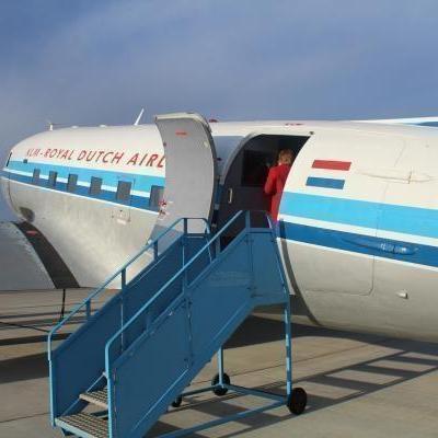 Vliegtuigspotter