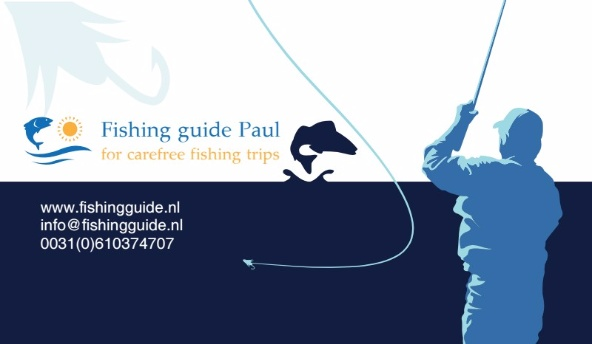 Afbeelding van Fishing guide Paul