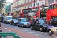 Taxi Londen