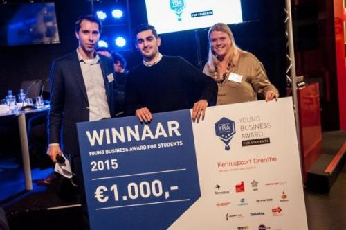 YBA For Students winnaar Laboss Clothing