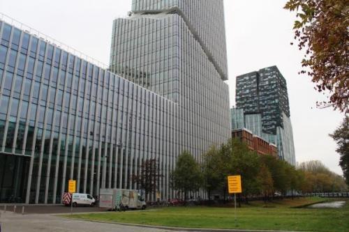 Zuidas Amsterdam kantoren