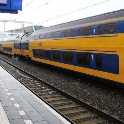 Spoorwegmonteur
