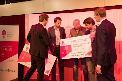 Halve-finale Young Business Award
