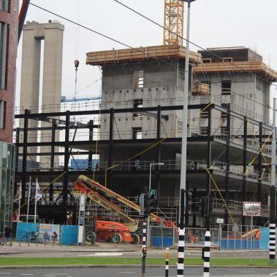 Medewerker bouwmaterialenhandel