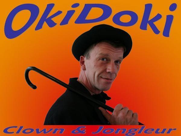 Afbeelding van Clown & Jongleur OkiDoki