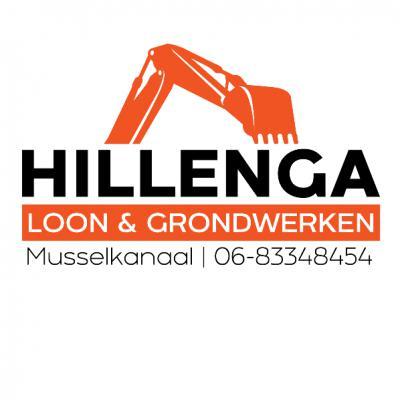 Hillenga loon en grondwerken