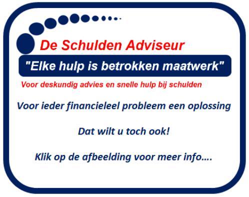 Afbeelding van De schulden Adviseur