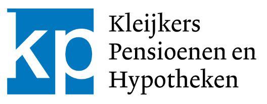 Afbeelding van Kleijkers Pensioenen en Hypotheken