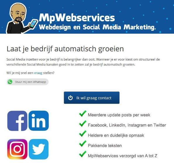 Afbeelding van MpWebservices