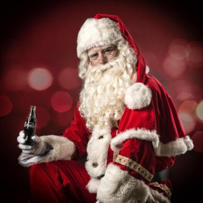 Huur de echte Kerstman