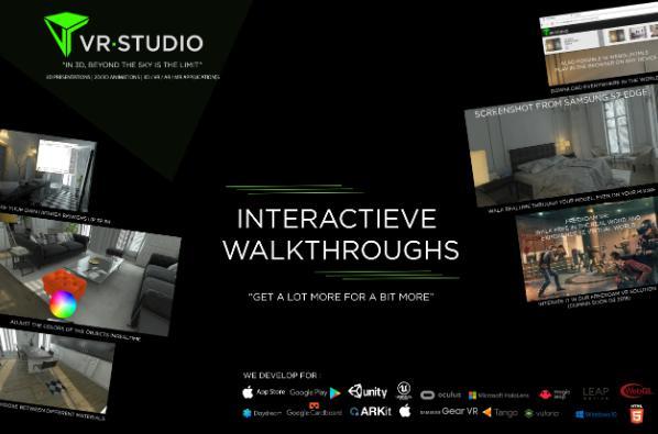 Afbeelding van VR-studio