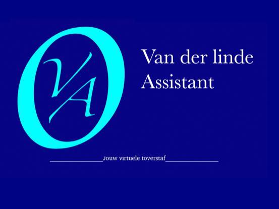 Afbeelding van Van der Linde Assistant