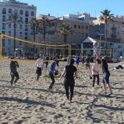 Beachvolleybal Spanje
