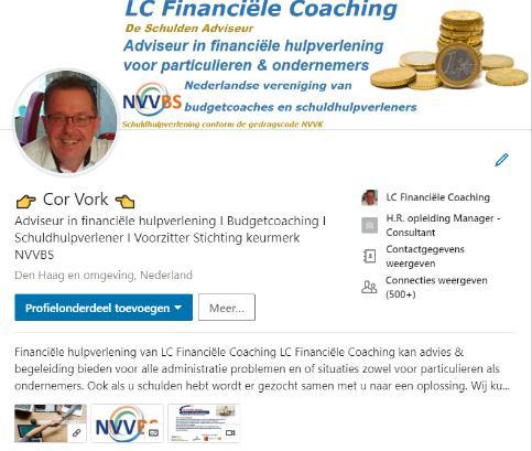Afbeelding van LC Financiële Coachingng