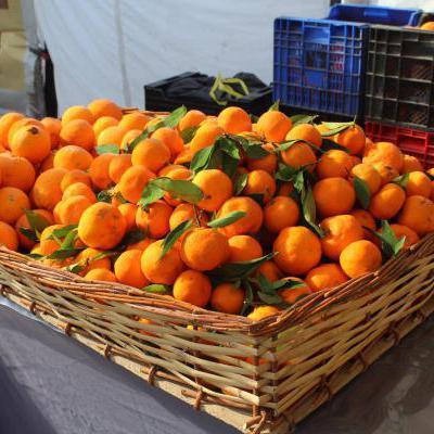 mandarijnen