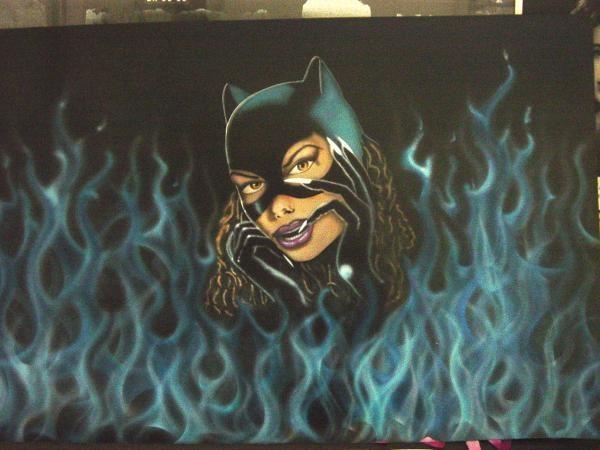 Afbeelding van She s a Cat Art Works
