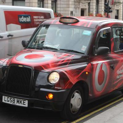 Londen Taxi