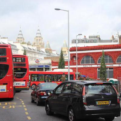 Bus Londen