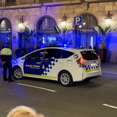 Politie Spanje