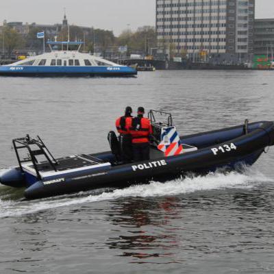 Politie op het water