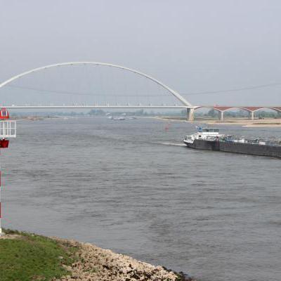 Binnenvaartschip Nijmegen