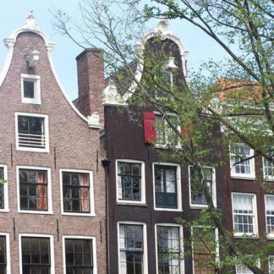 Grachtenpand Amsterdam