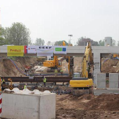 Tunnel bouwen