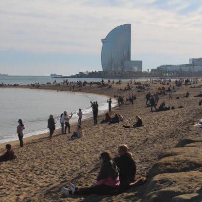 Zee Spanje