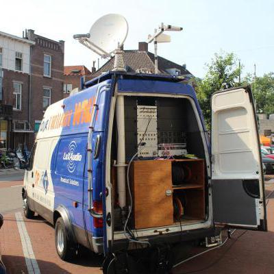 Televisiewagen
