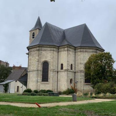 Kerk buitenkant